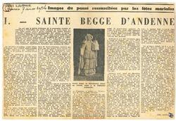 Sainte Begge d'Andenne