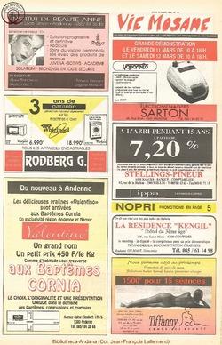 48e année - n°10 - 10 mars 1994