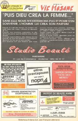 48e année - n°18 - 5 mai 1994