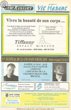 48e année - n°19 - 12 mai 1994