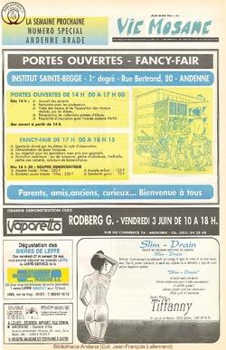48e année - n°21 - 26 mai 1994