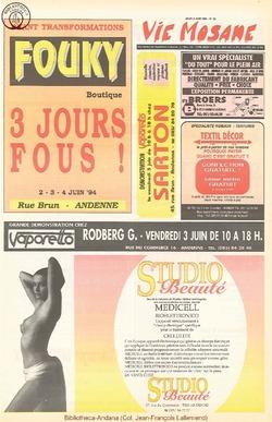 48e année - n°22 - 2 juin 1994