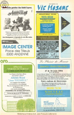 48e année - n°24 - 16 juin 1994