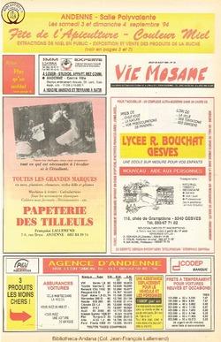 48e année - n°30 - 25 août 1994