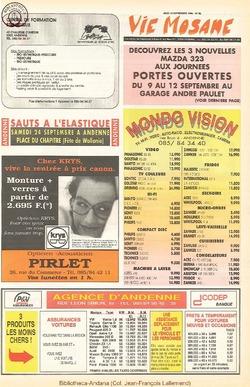 48e année - n°32 - 8 septembre 1994