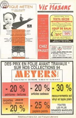 48e année - n°35 - 29 septembre 1994