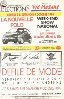 48e année - n°36 - 6 octobre 1994