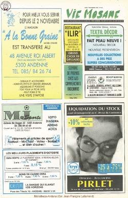 48e année - n°40 - 3 novembre 1994