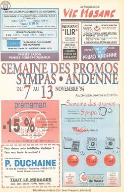 48e année - n°41 - 10 novembre 1994