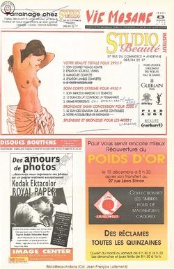 48e année - n°45 - 8 decembre 1994