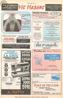 48e année - n°5 - 3 fevrier 1994