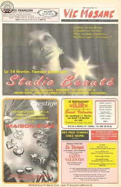 48e année - n°6 - 10 fevrier 1994