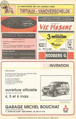 48e année - n°9 - 3 mars 1994