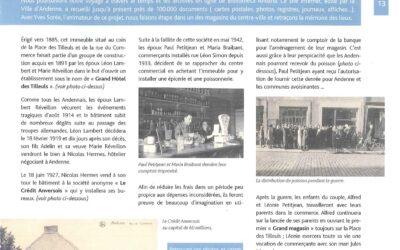 """Les multiples vies du bâtiment """"Le Breughel"""""""
