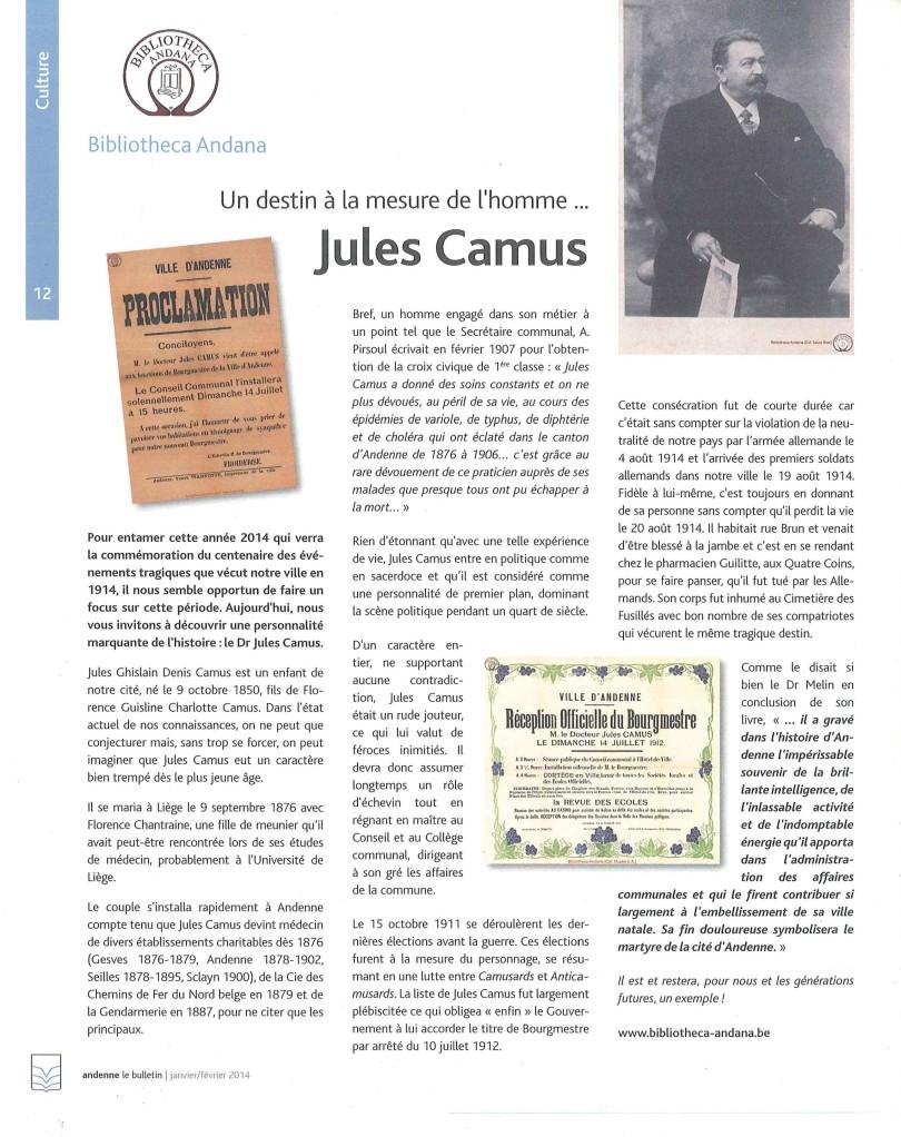 Jules Camus