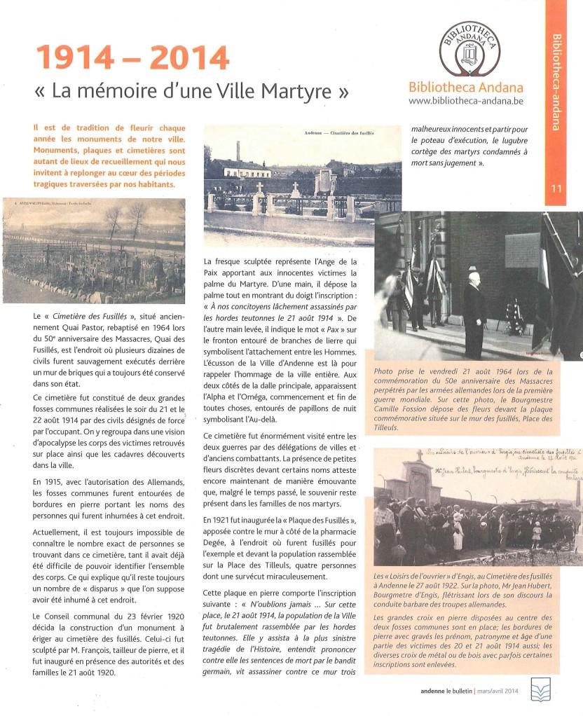 Mémoire Ville Martyre (1)