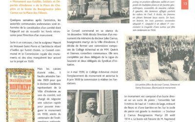 1914 – 2014 Mémoire d'une Ville Martyre (3)