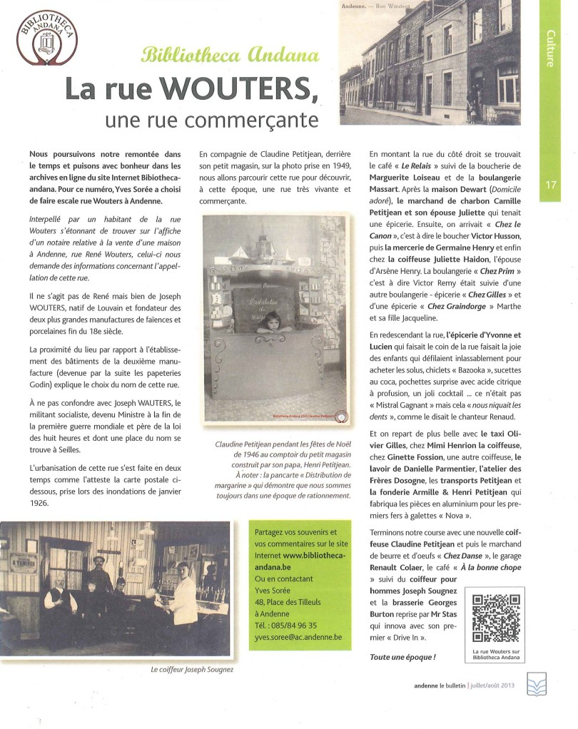 rue Wouters