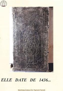 Elle date de 1436