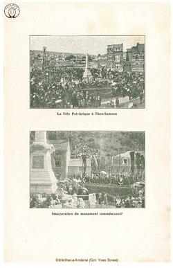 Manifestation Patriotique du 29 mai 1919