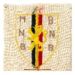 Ecusson du Mouvement National Belge