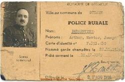 Carte de la Police rurale