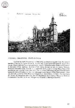 Histoire du château César