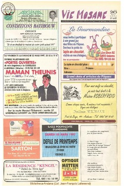 51e année - n°12 - 20 mars 1997