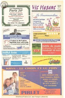 51e année - n°13 - 27 mars 1997