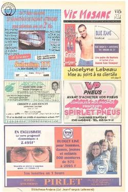 51e année - n°15 - 10 avril 1997