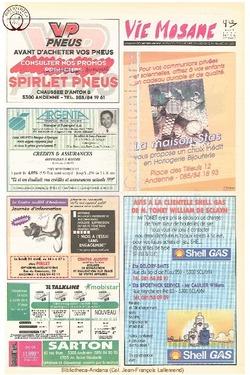 51e année - n°16 - 17 avril 1997