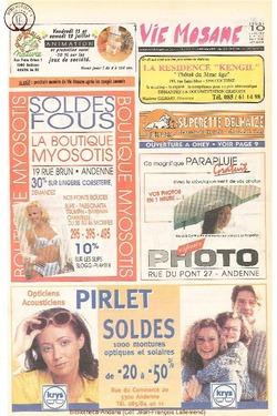 51e année - n°28 - 10 juillet 1997