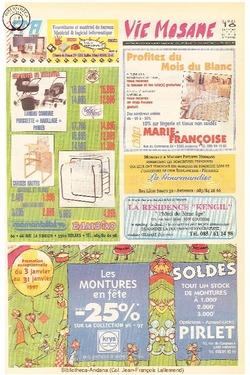 51e année - n°3 - 16 janvier 1997