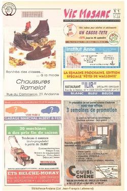 51e année - n°33 - 11 septembre 1997