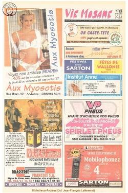 51e année - n°34 - 18 septembre 1997