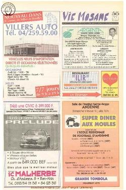 51e année - n°5 - 30 janvier 1997