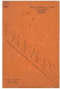 Palmarès 1947 – 1948