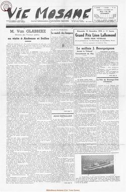 9e annee - n416 - 23 octobre 1954