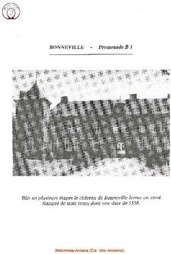 Bonneville Promenade B1