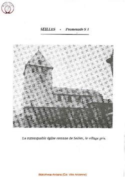 Seilles Promenade S1