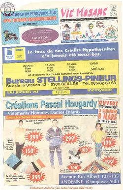 52e année - n°10 - 5 mars 1998