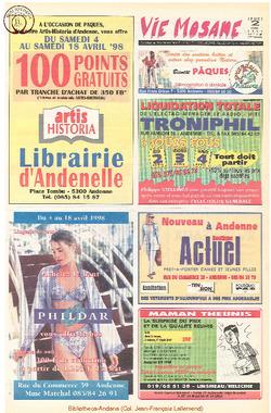 52e année - n°14 - 2 avril 1998