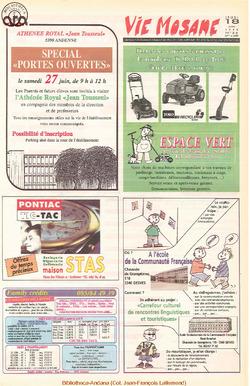 52e année - n°25 - 18 juin 1998