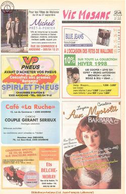 52e année - n°35 - 24 septembre 1998