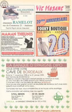52e année - n°40 - 28 octobre 1998