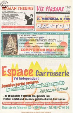 52e année - n°43 - 18 novembre 1998