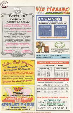 52e année - n°47 - 16 decembre 1998