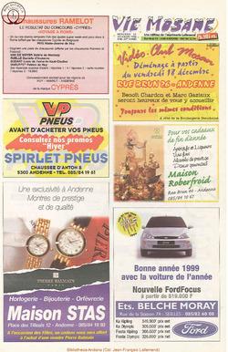 52e année - n°48 - 23 decembre 1998