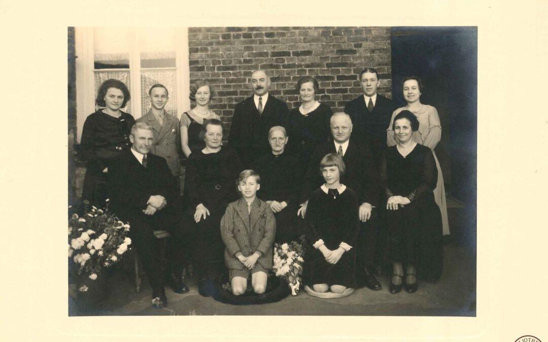 Andenne Famille Berger Bodson