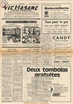 Publicitaire 16 octobre 1971